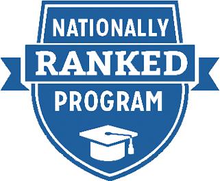 Nationally Ranked Program