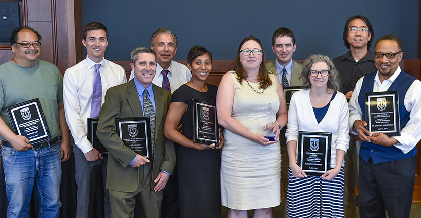 faculty award recipients