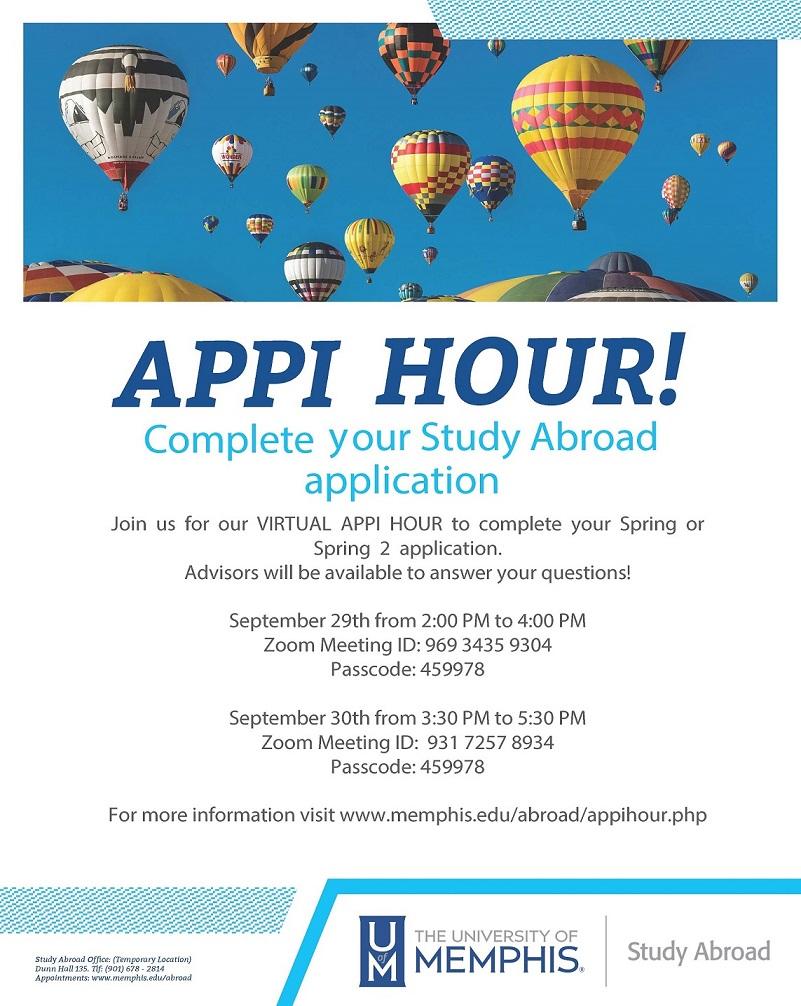 Appi Hour Flyer