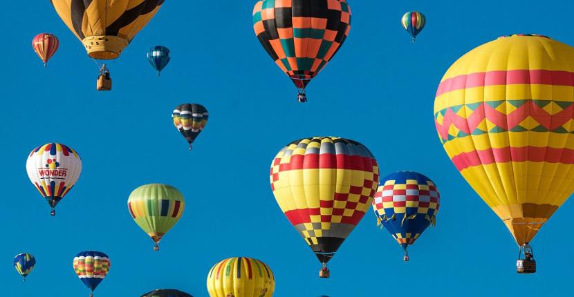 Study Abroad - Hot Air Balloons