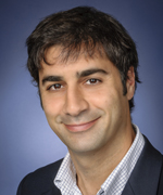 Dr. Aram Goudsouzian wins the Distinguished Research in Humanities Award | spring 2014