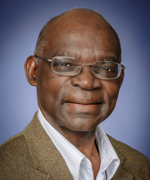 Dr. Ebenezer Olusegun George is awarded the Distinguished Research in Science, Engineering, and Mathematics Award | spring 2014
