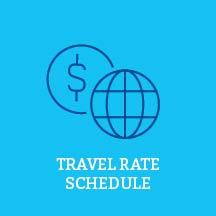 Travel Rate Schedule