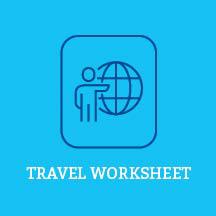 Travel Estimator Worksheet