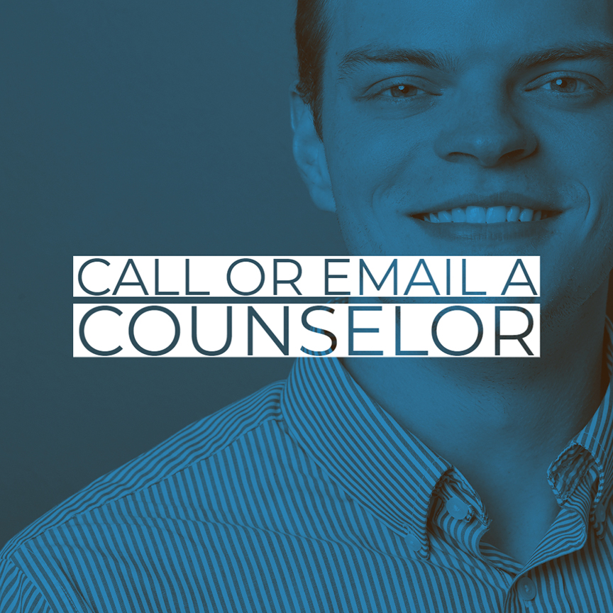 Contact a Counselor