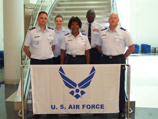 2013 Dining Out Air Force ROTC University Of Memphis