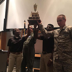 Tri-Service Commander's Cup Trophy