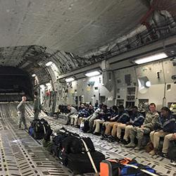 Air Force Base Visits