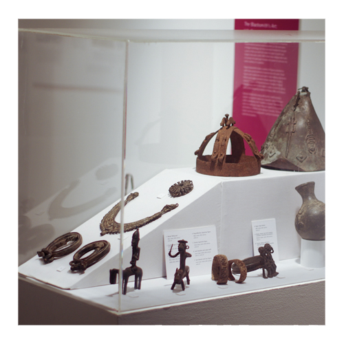 Click to learn more about our African Exhibition