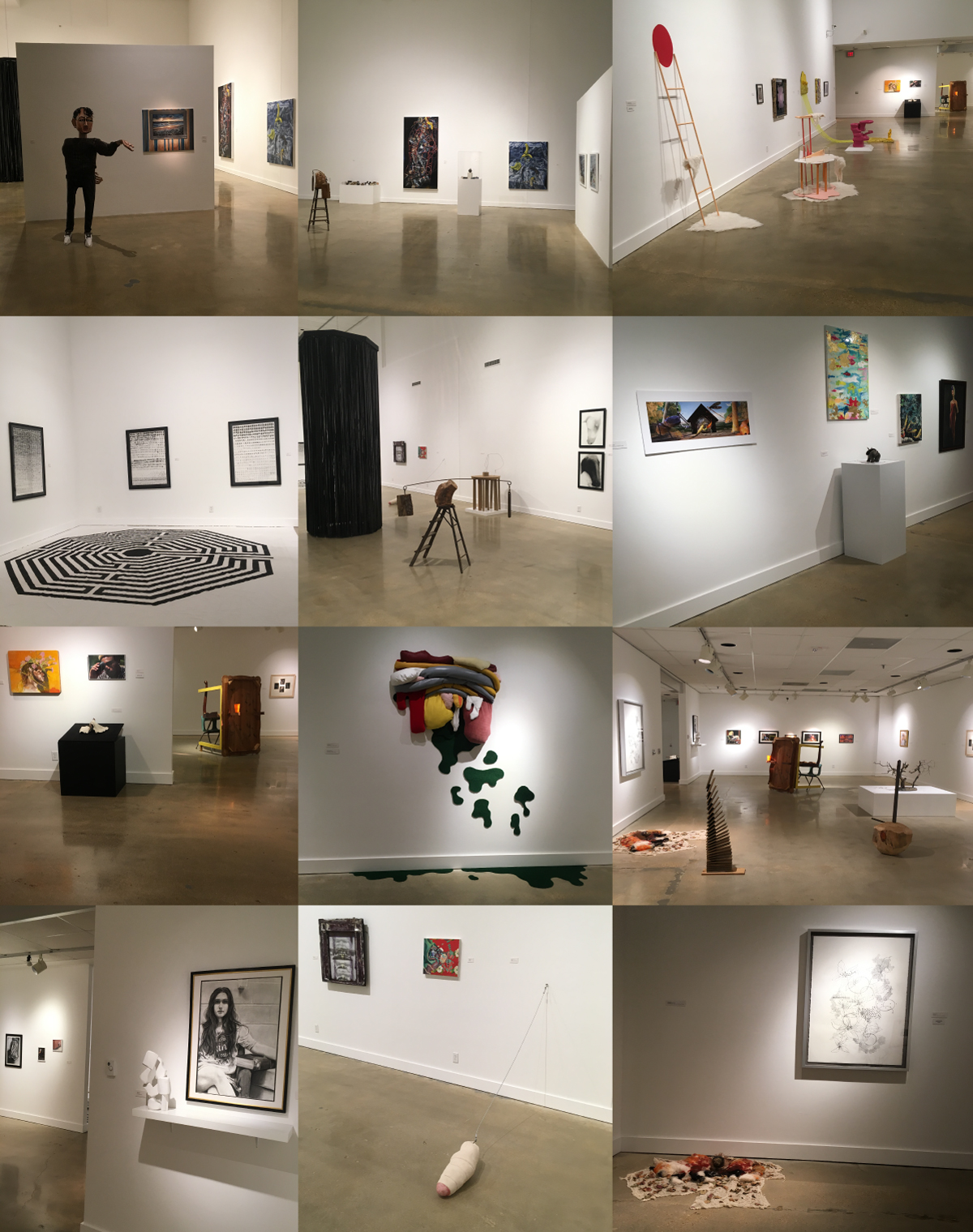 35th Annual Juried Student Exhibition