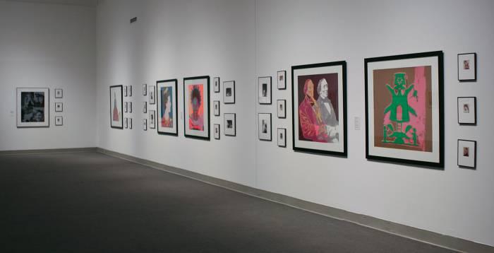 Andy Warhol Portraits: Art and Irony
