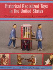 Historical Racialized Toys book cover
