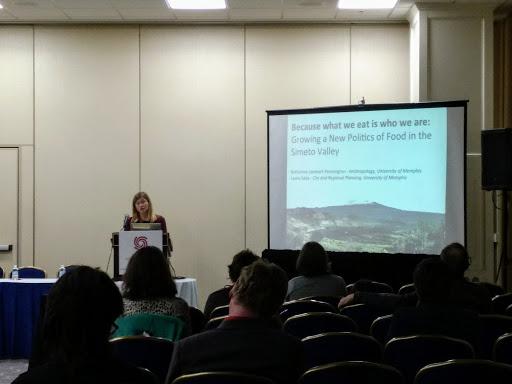 Dr. Katherine Lambert-Pennington Presenting
