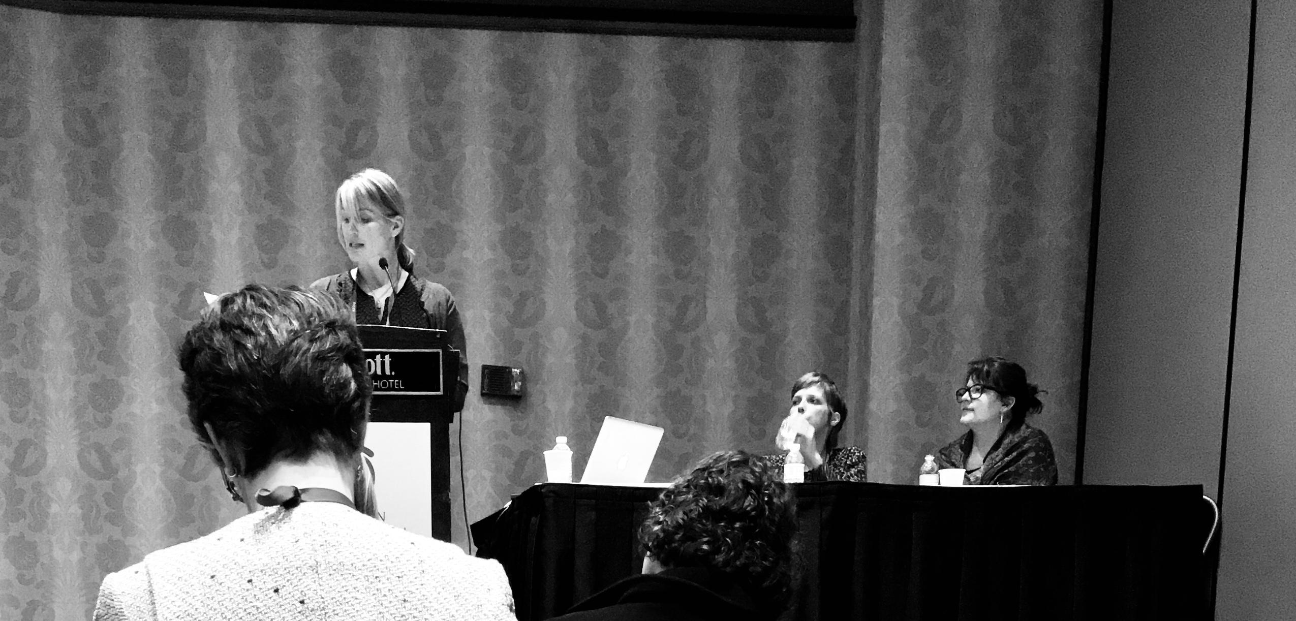 Dr. Keri Brondo Presenting at AAAs