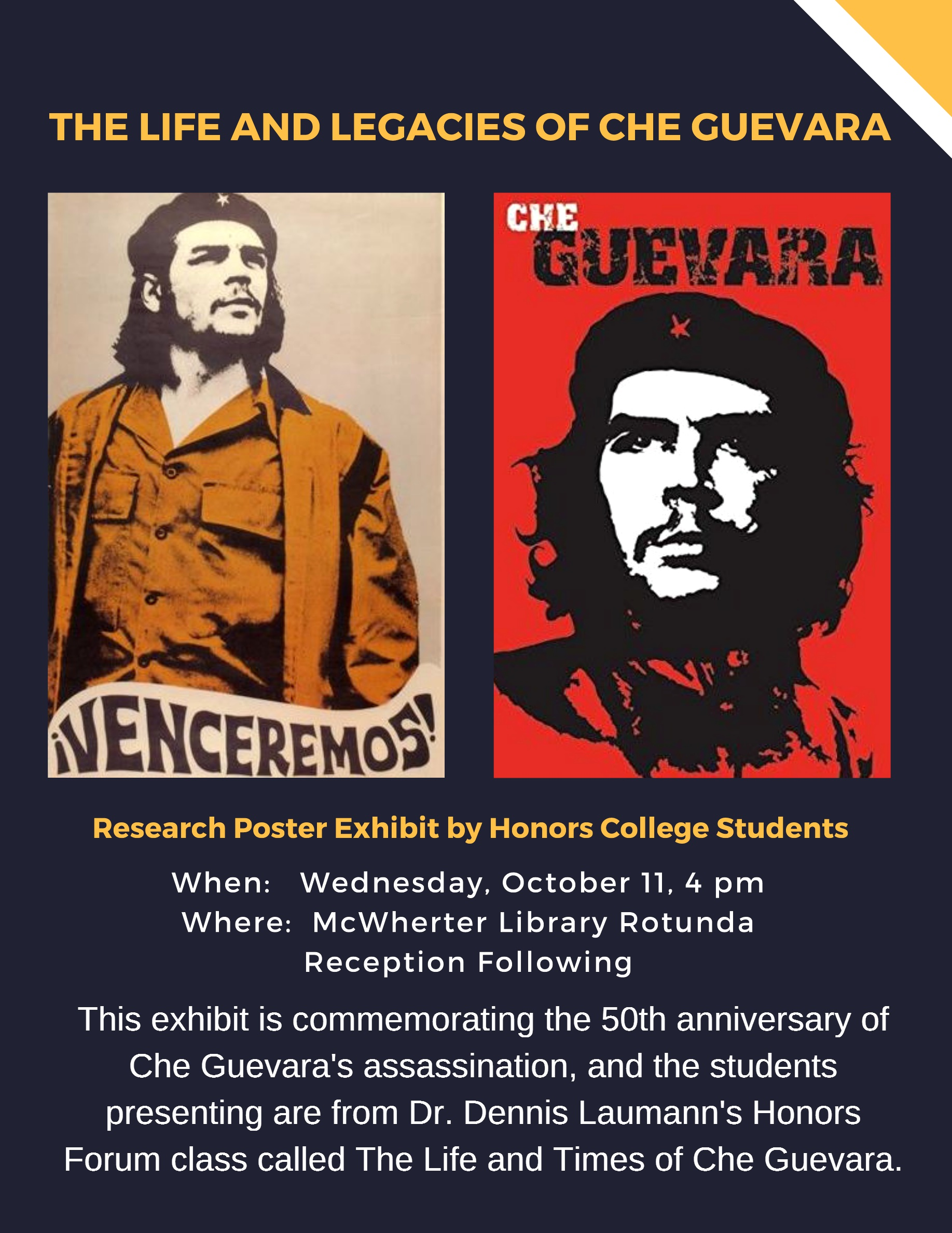 Life and Legacy of Che