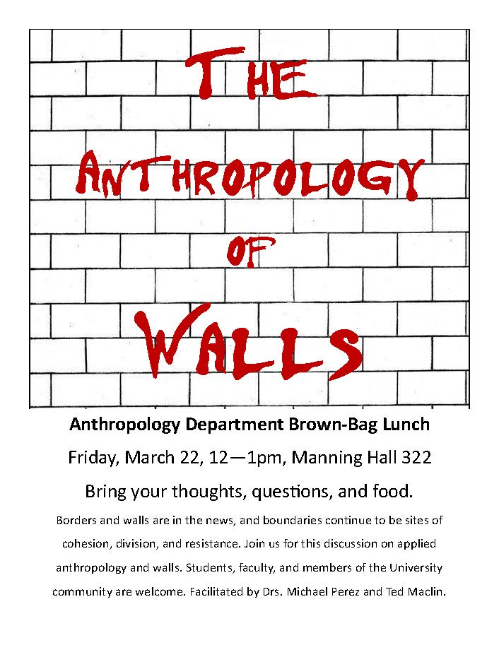 Anthropology of Walls