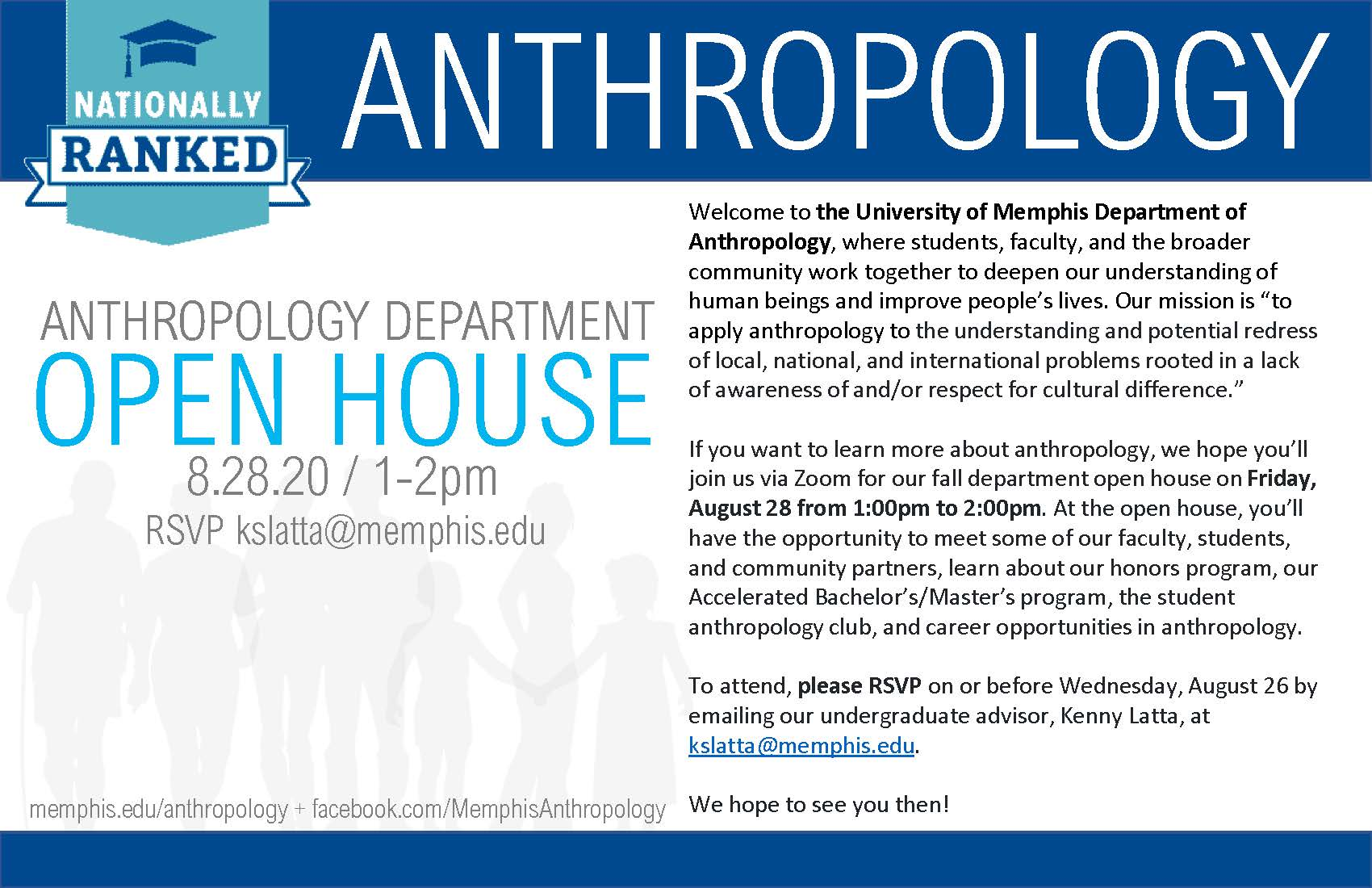 Fall 2020 Open House
