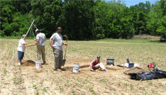 Archaeology Campus Partners
