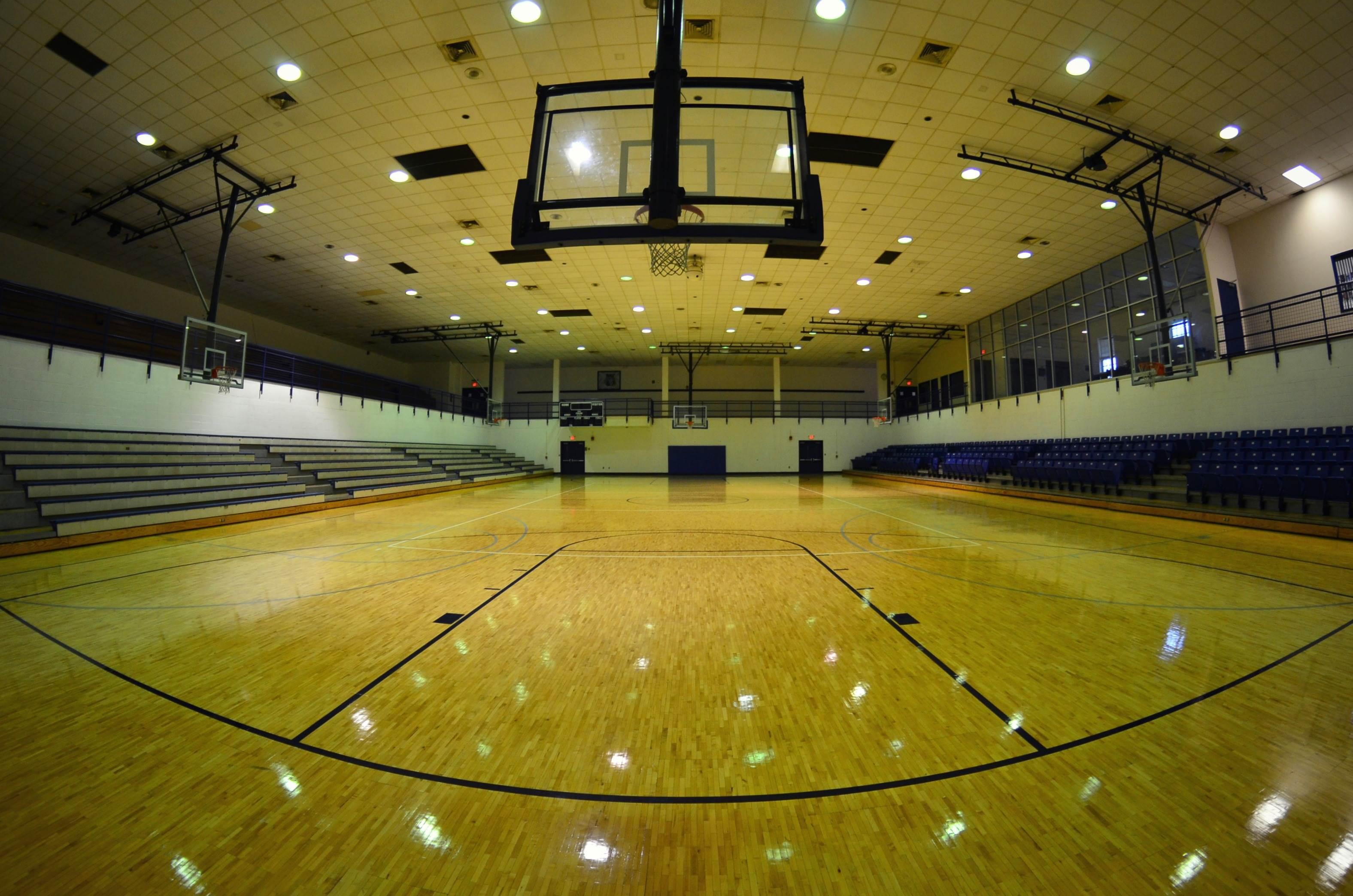 WHFB Main Gym