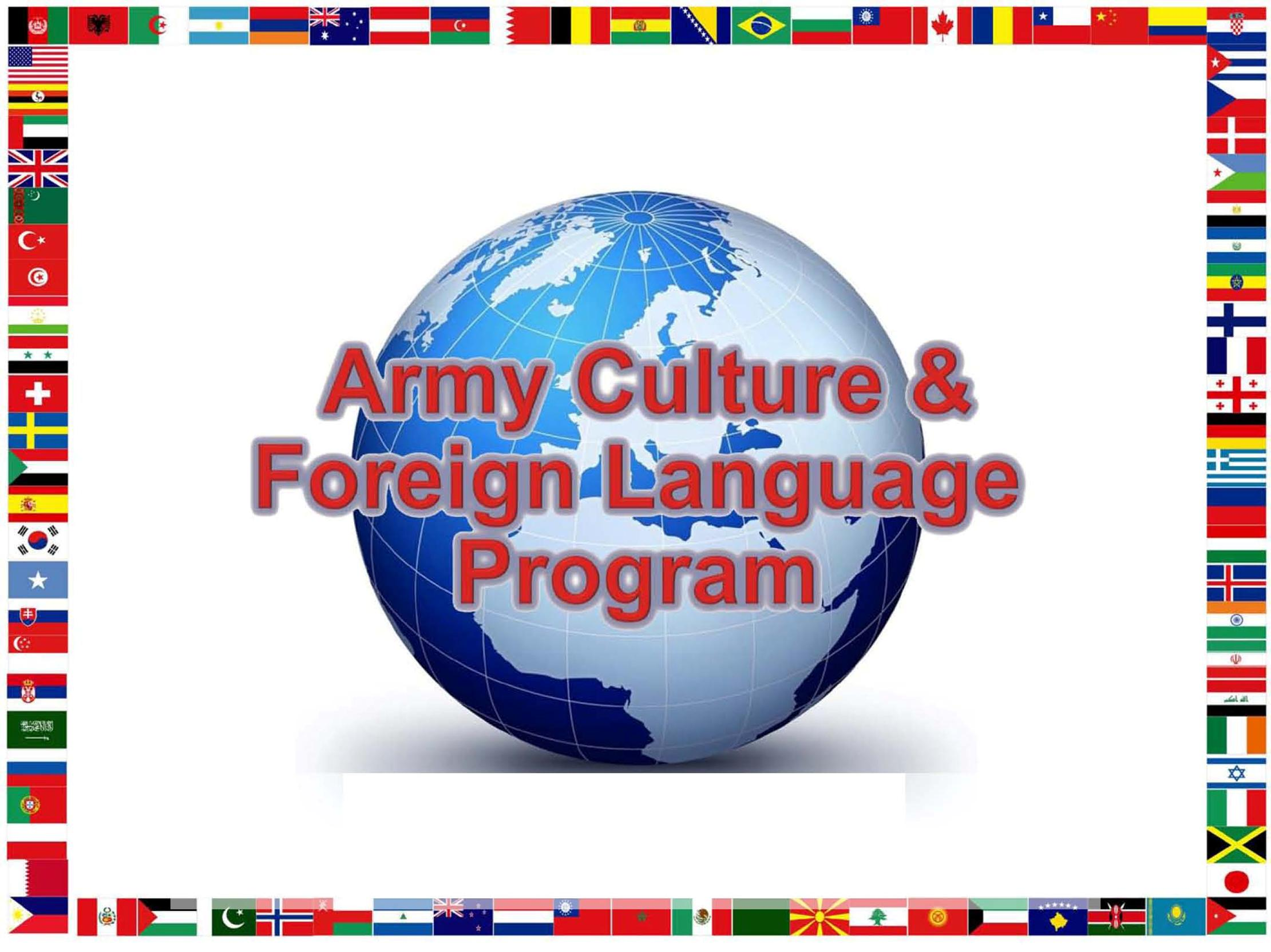 Cultural Understanding Language Proficiency