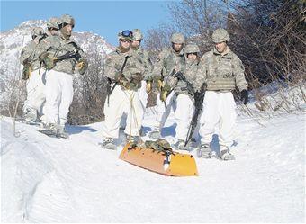 Northern Warfare Training
