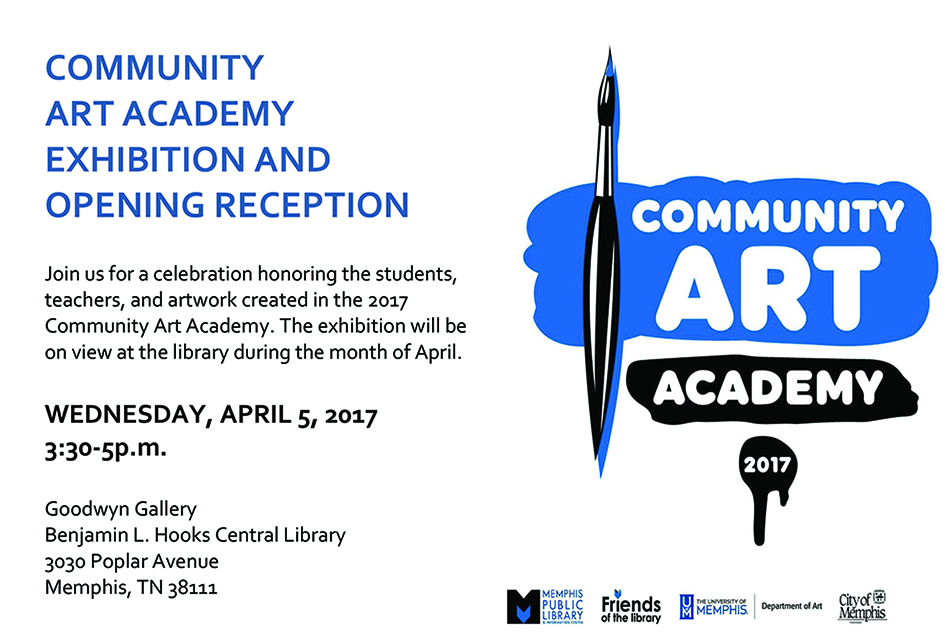 Community Art Academy 2017