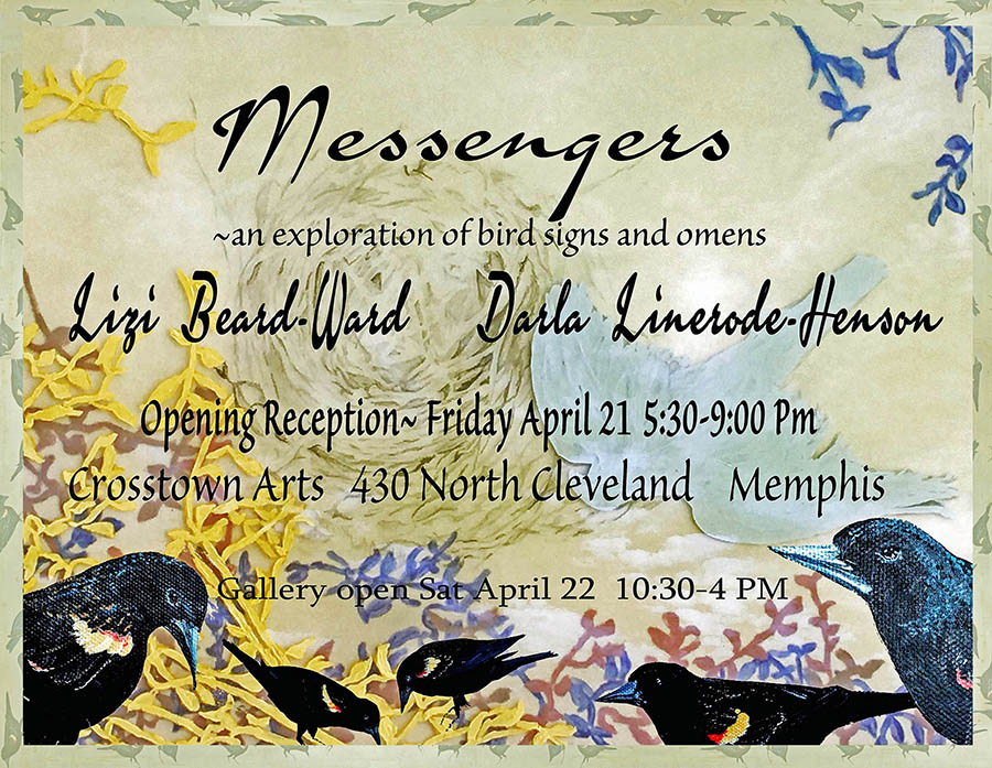 Messenger Art Exhibit