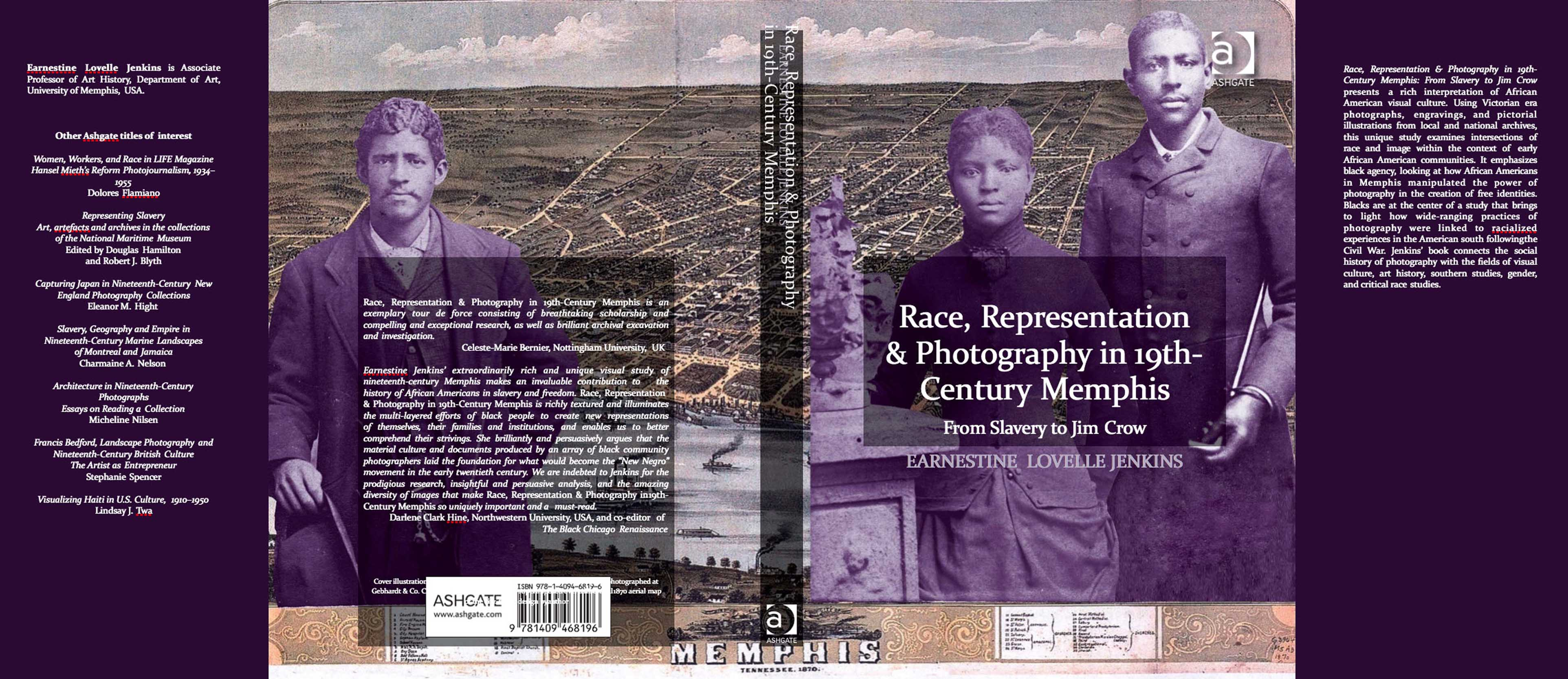 Race, Representation and Photography in 19th Century Memphis book cover