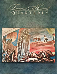 Tennessee Historian Quarterly cover