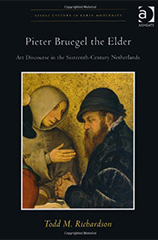 Pieter Bruegel the Elder book cover