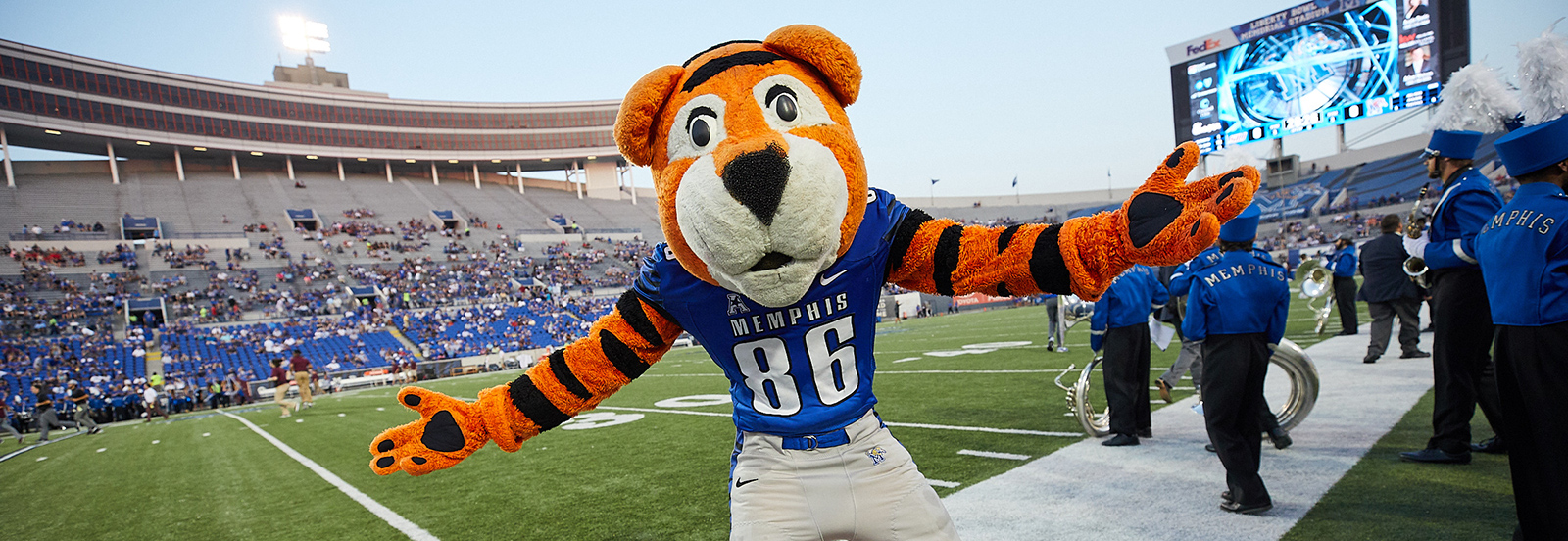 Tiger Athletics Uofm Athletics The University Of Memphis