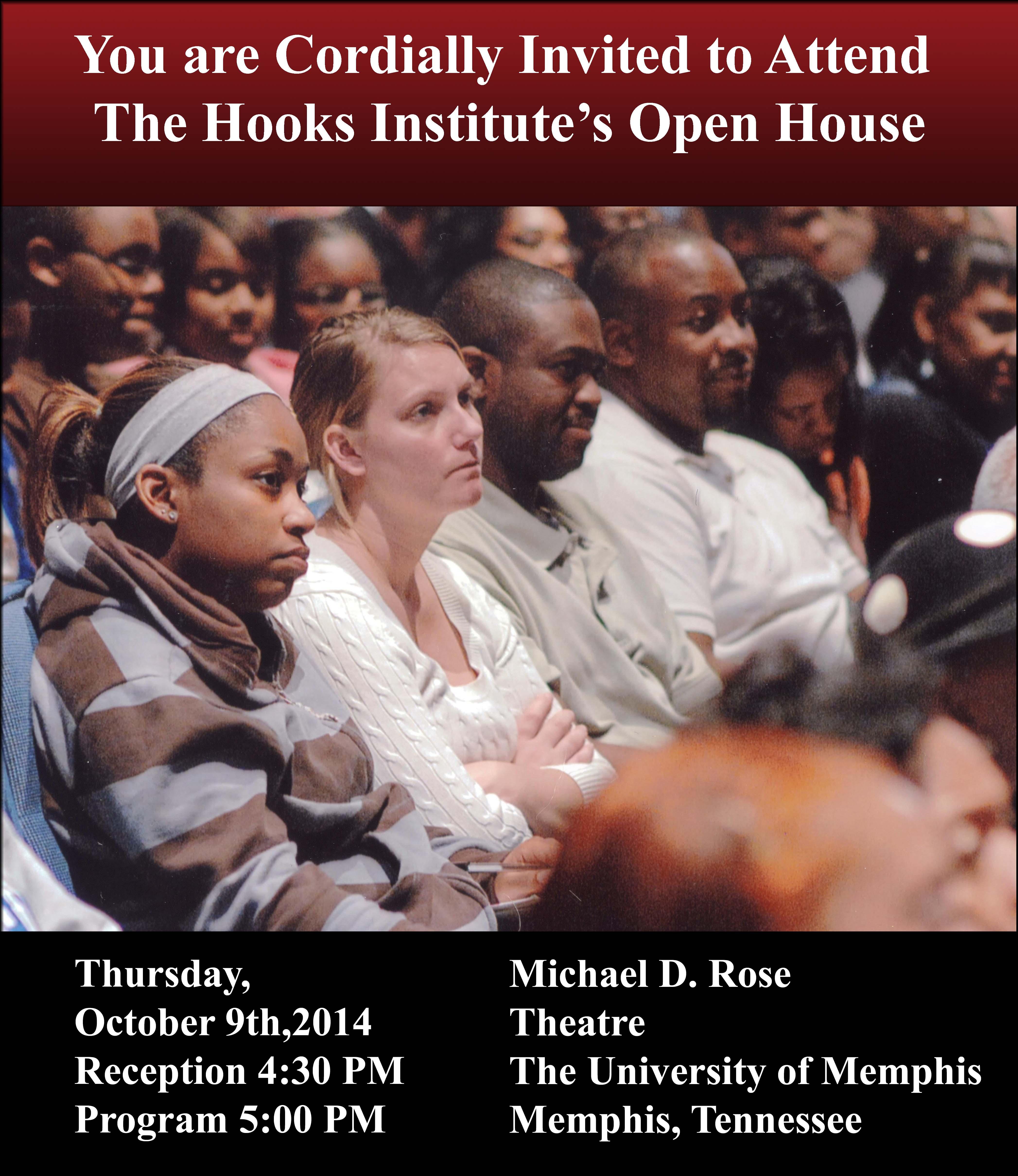Hooks Open House