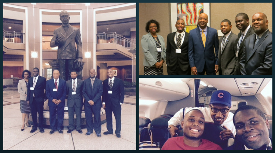 HAAMI members headed for Dallas as honored guests of JCPenney CEO, Marvin R. Ellison.