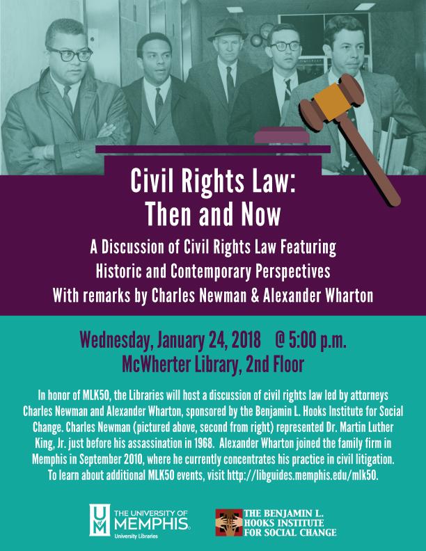 mlk Civil Rights Law