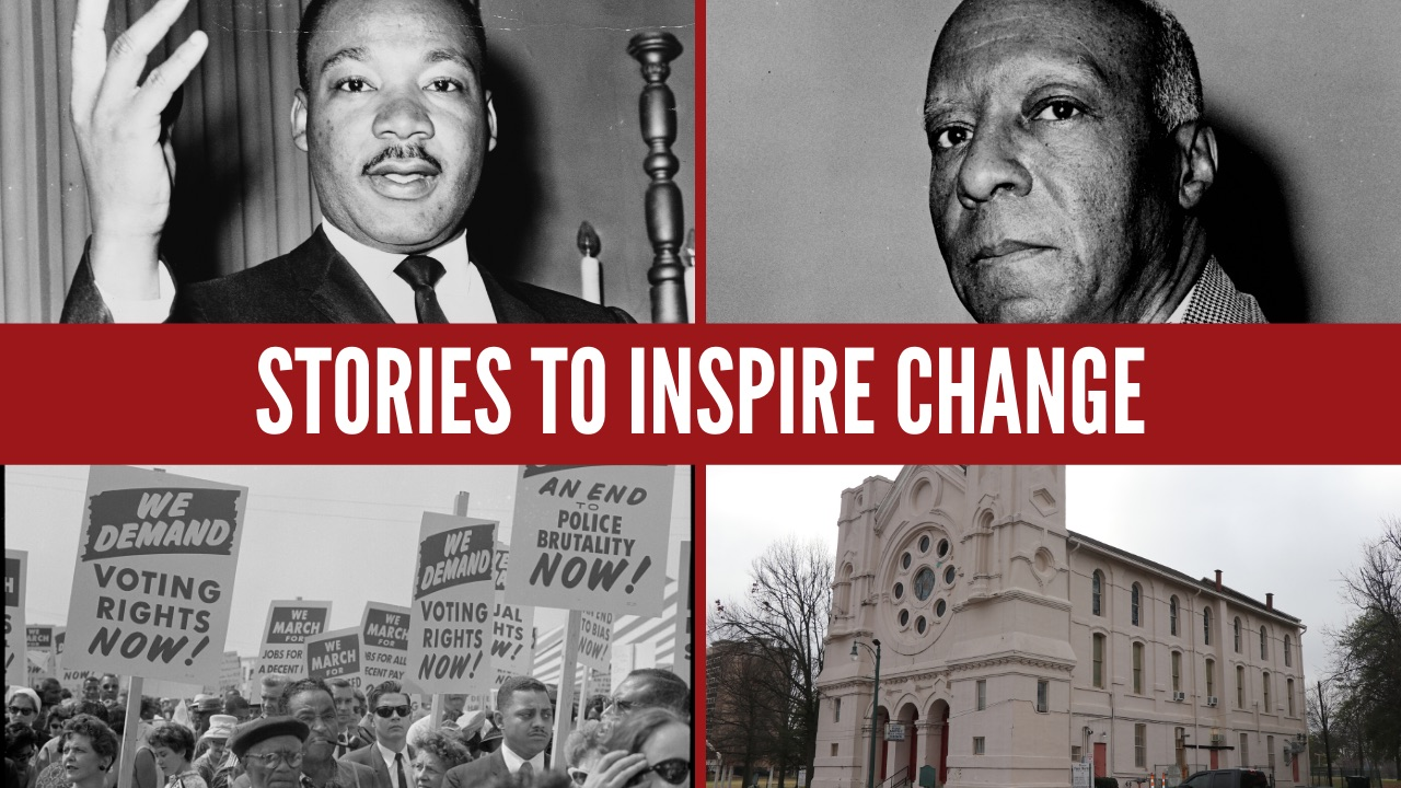 Civil Rights Stories to Inspire Change