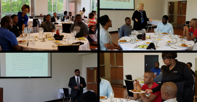 HAAMI Session: Fine Dining Etiquette and Networking