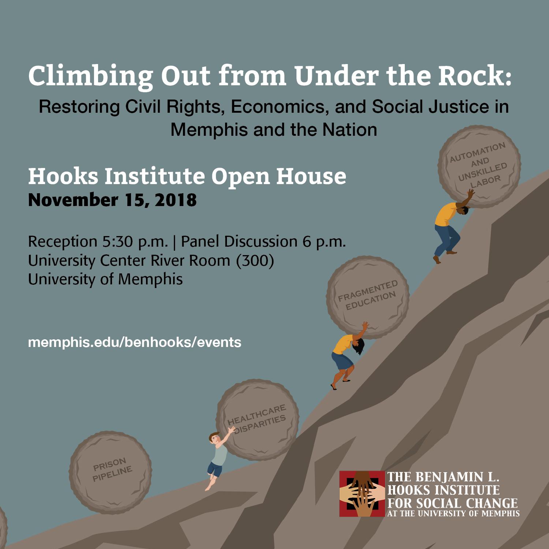 2018 Hooks Institute Open Hosue