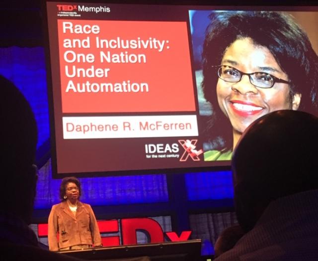 Daphene McFerren TED x