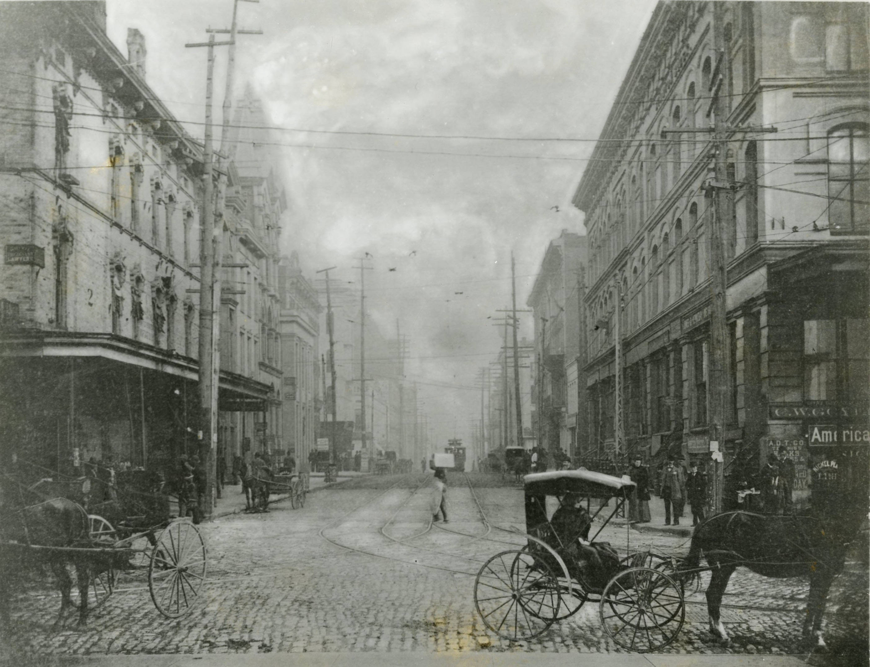 Downtown 1895