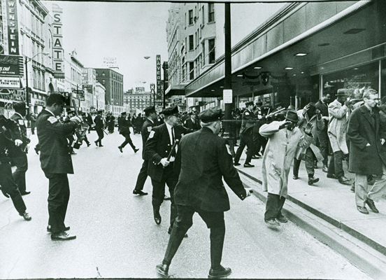 Sanitation Worker Strikes 1968
