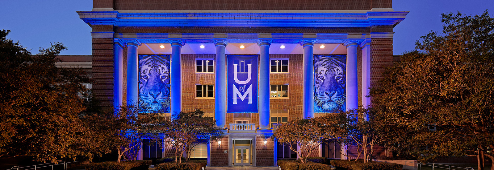 UofM Tiger Sculpture