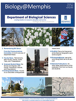 Biology@Memphis Newsletter