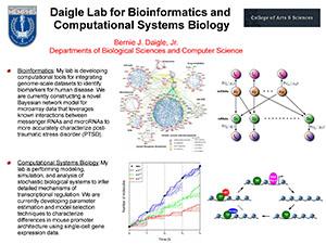 Daigle lab for Bioinformatics and Computational Systems Biology