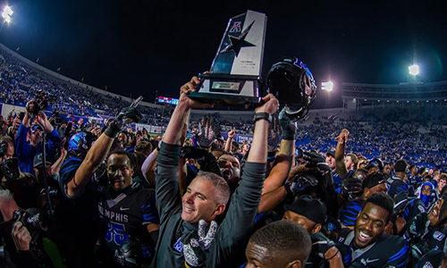 Memphis Football vs. Cincinnati | AAC Championship