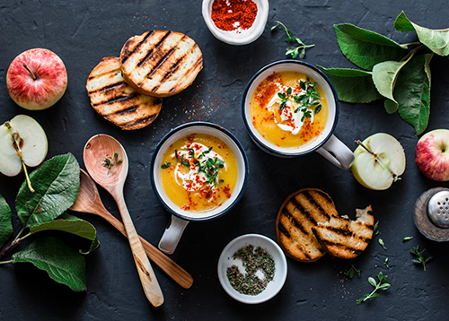 Healthy Conversations - Flavors of Fall