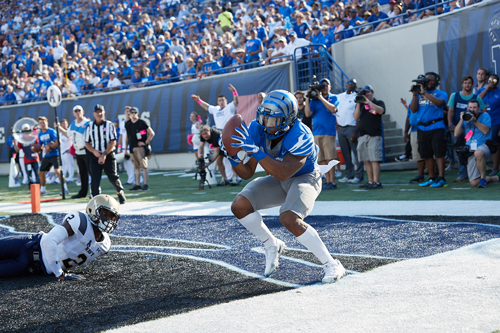 Memphis Football vs. Cincinnati