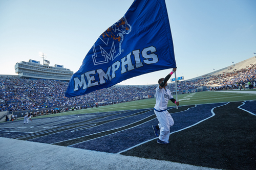 Memphis Football vs. Tulane