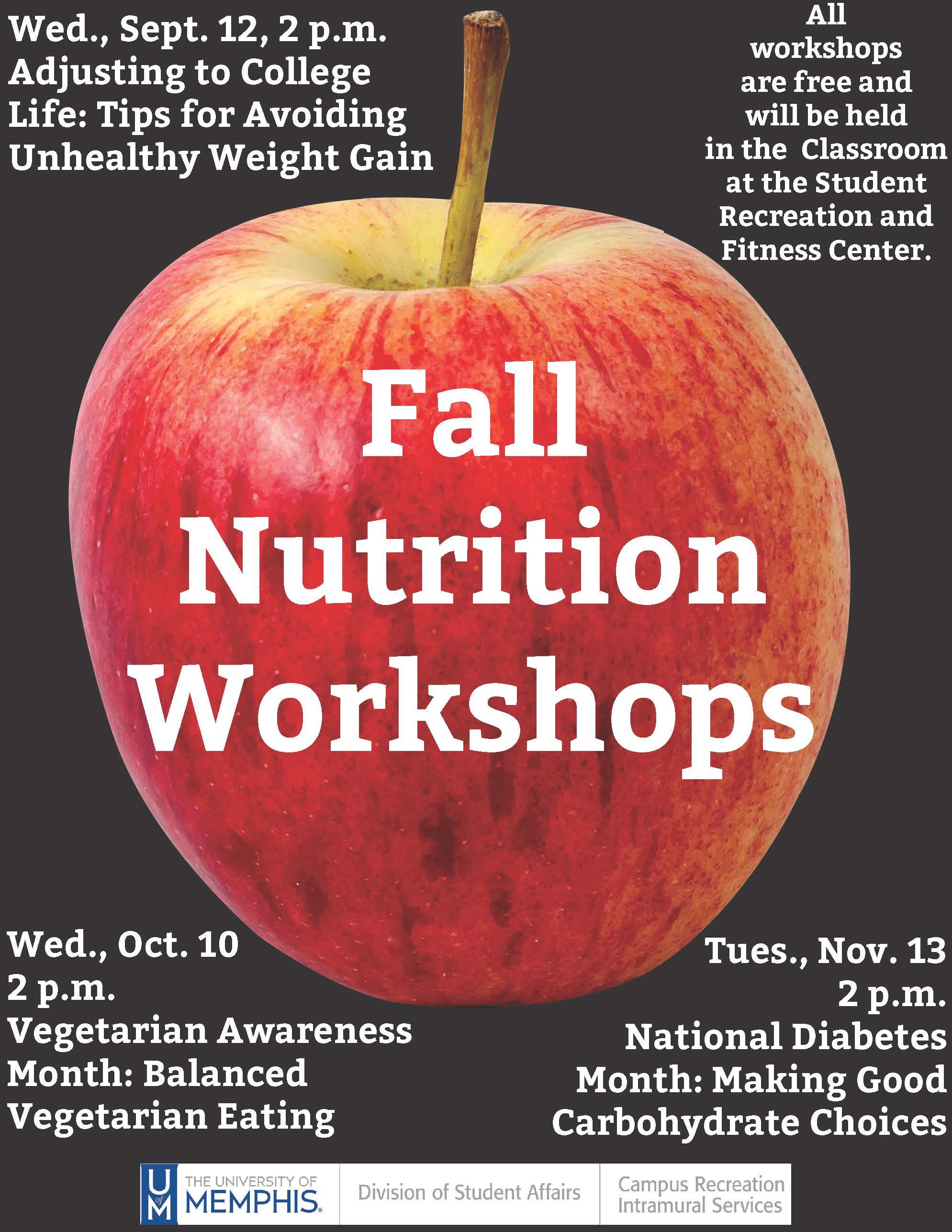 nutrition workshops