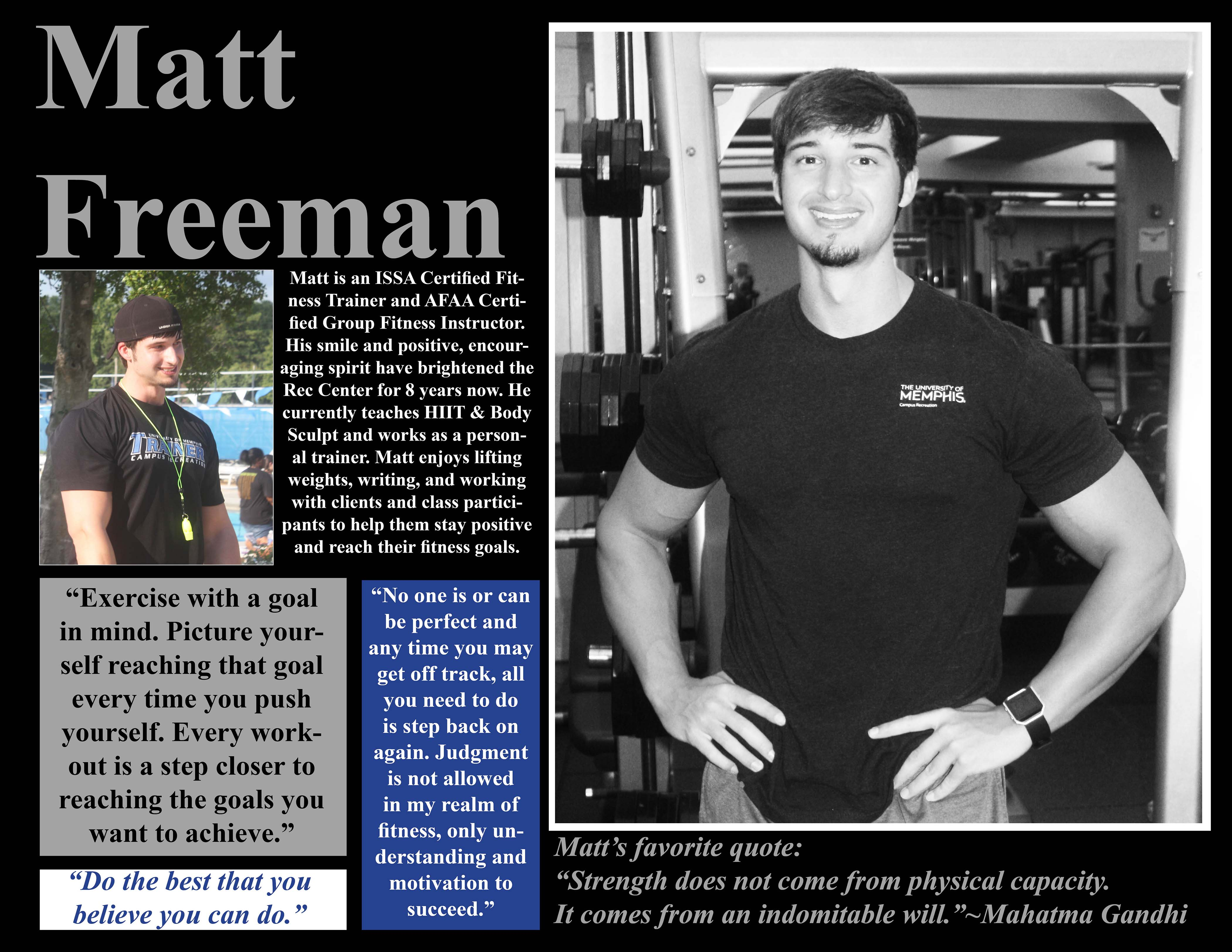 matt freeman