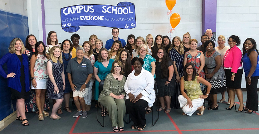 Campus School Faculty and Staff
